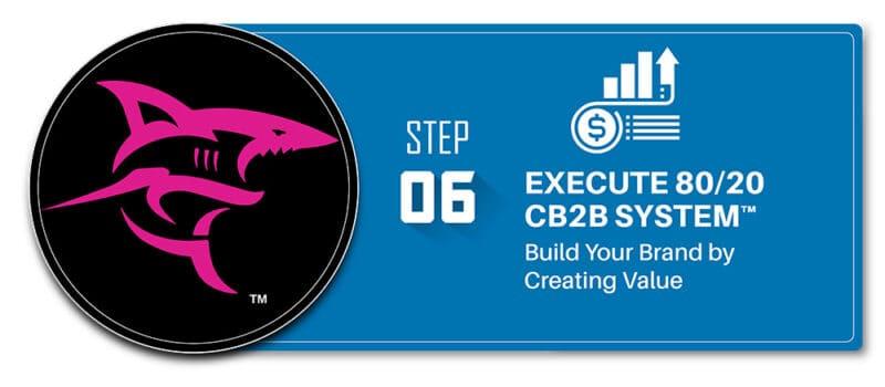 Execute 80/20 CB2B System