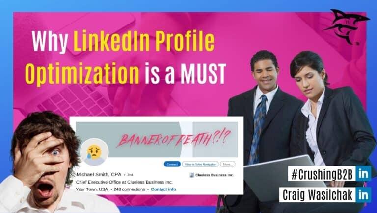 How to optimize LinkedIn profile