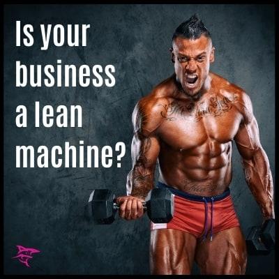 Lean-machine-business